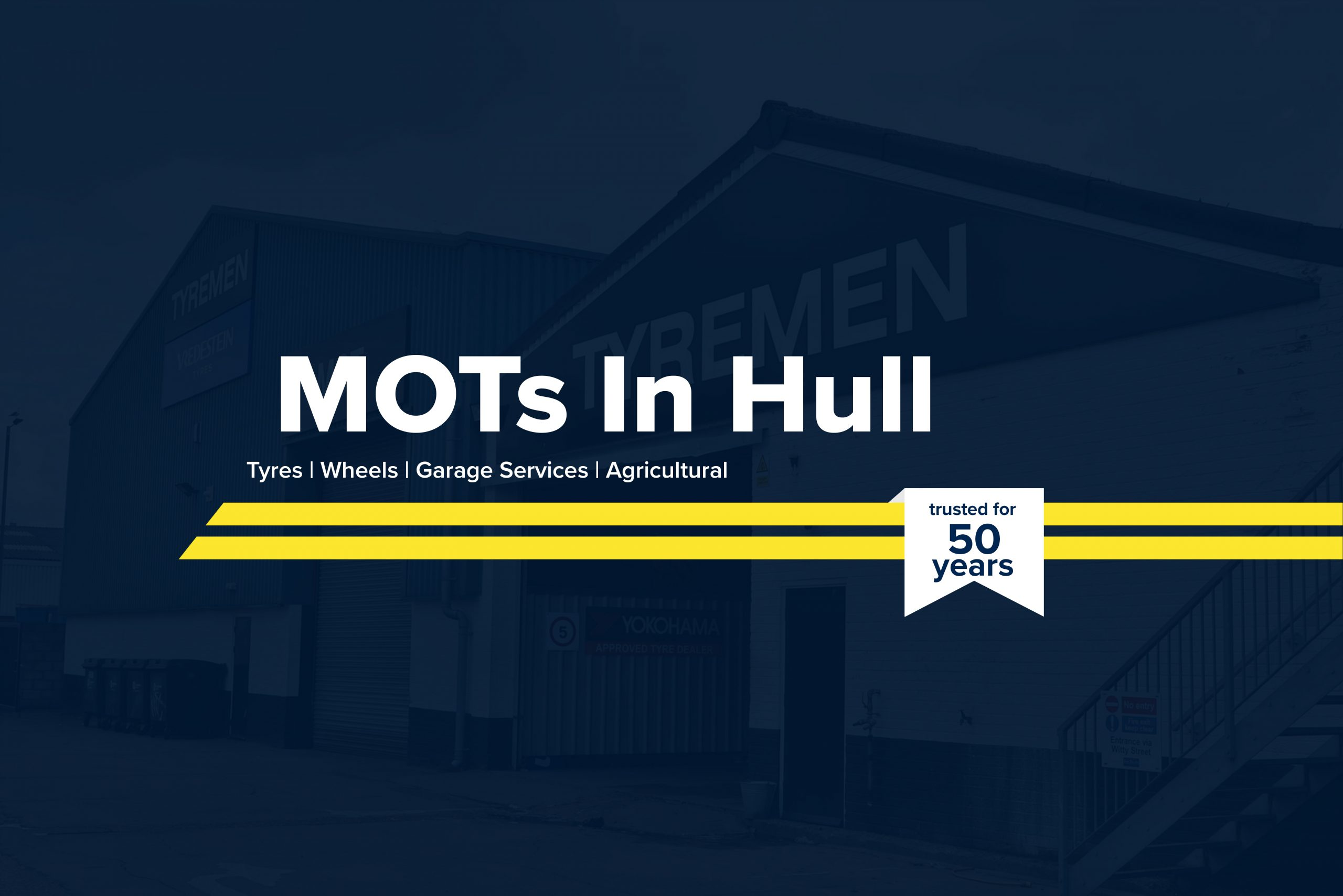 mots in hull, alloy wheels, garage services hull